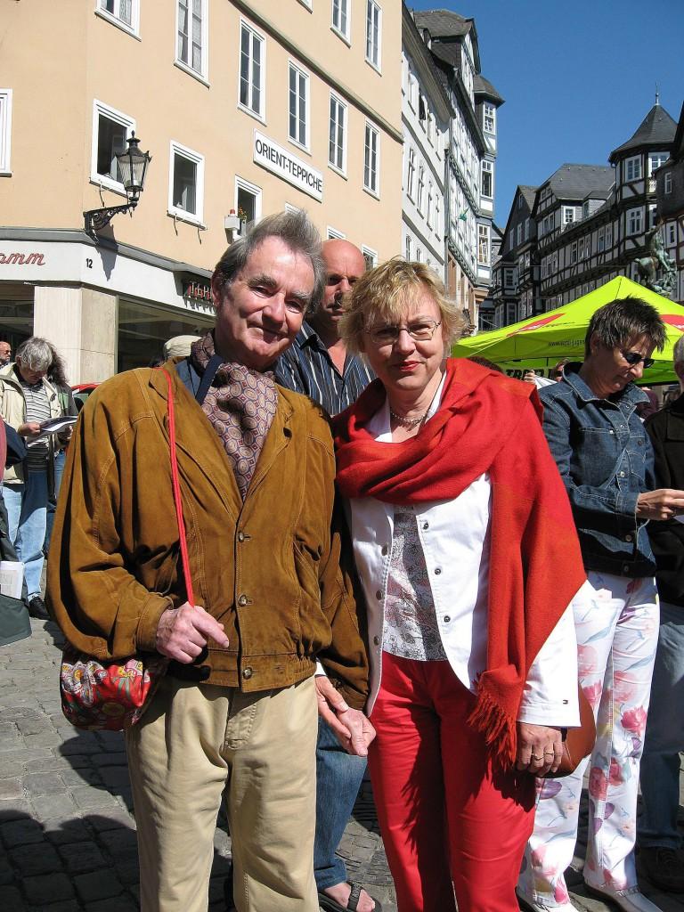 Reinhard und Elke
